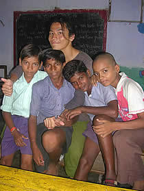 Volunteer Bodhi Tree Educational Foundation India